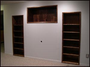 Garage Door Trim >> Ike's Handyman Service, LLC